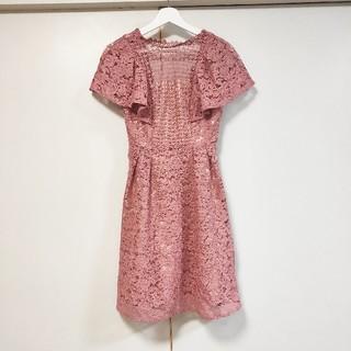 Lily Brown - リリーブラウン レースドレス