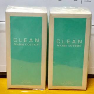 クリーン(CLEAN)のクリーン ウォームコットン 30ml 2点セット(ユニセックス)