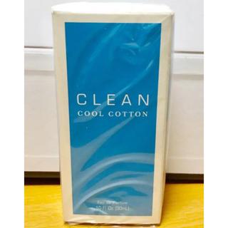 クリーン(CLEAN)のクリーン クールコットン  30ml 未使用品(ユニセックス)