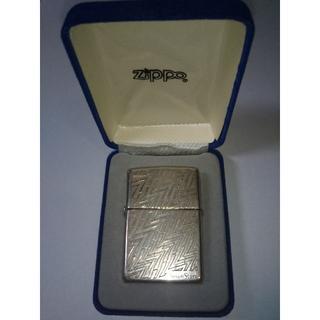 ジッポー(ZIPPO)のZIPPO スターリングシルバー 銀製 セブンスター 中古(ノベルティグッズ)