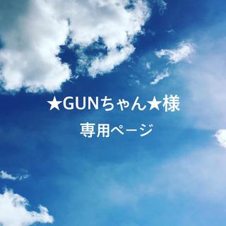 ★GUNちゃん★様専用ページ(ピアス)