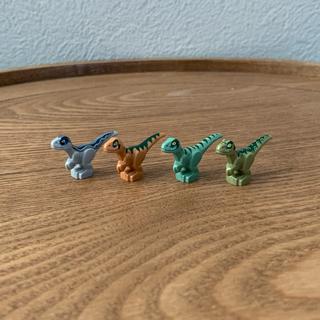 レゴ(Lego)のLEGO レゴ 恐竜 ラプトル 赤ちゃん (積み木/ブロック)