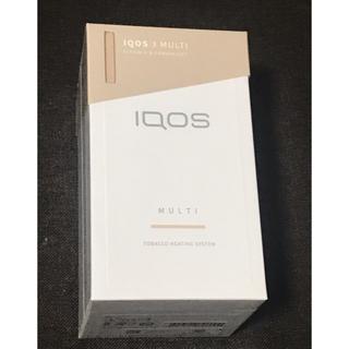 アイコス(IQOS)のIQOS3 マルチ 本体キット 新品 未開封(タバコグッズ)