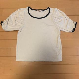 レトロガール(RETRO GIRL)のパフスリーブ Tシャツ(Tシャツ(半袖/袖なし))