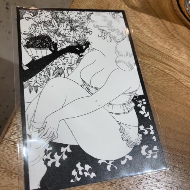 安野モヨコ展 ポストカード エンタメ/ホビーのコレクション(印刷物)の商品写真