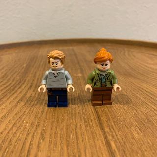 レゴ(Lego)のLEGO レゴ ミニフィグ オーウェン クレア 1(積み木/ブロック)