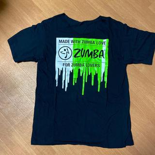ズンバ(Zumba)のズンバウェア(Tシャツ(半袖/袖なし))