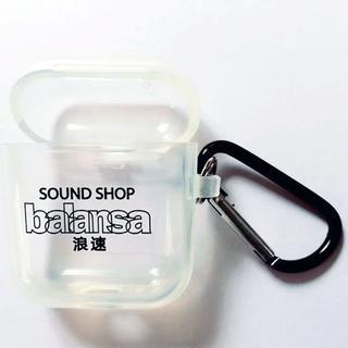 Balansa 浪速 AirPods Case エアポッズケース 【透明】(iPhoneケース)