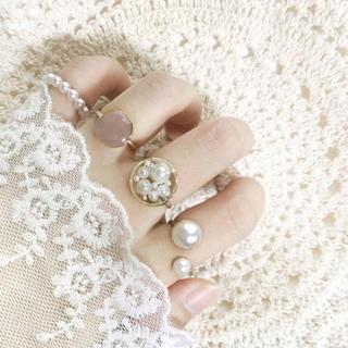 指輪セット【100-Ab】ワイヤーリング(リング)