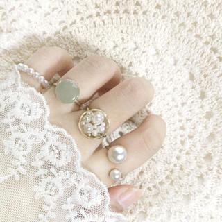 指輪セット【100-Ac】ワイヤーリング(リング)