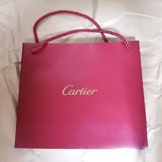 カルティエ(Cartier)のCartier 紙袋(ショップ袋)