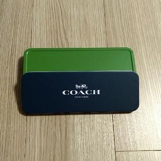 コーチ(COACH)のCOACH コーチ 缶ケース(小物入れ)