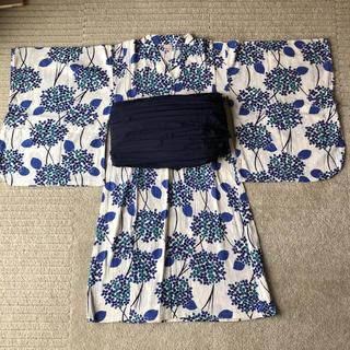 プティマイン(petit main)のプティマイン  浴衣 130 cm(甚平/浴衣)
