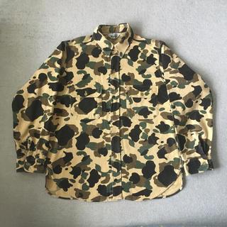 ウールリッチ(WOOLRICH)の70s vintage woolrich camouflage shirt(シャツ)