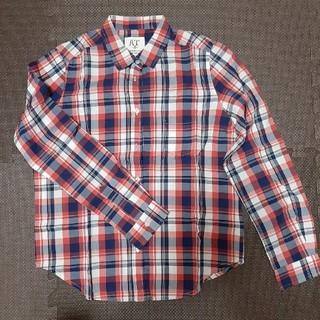 アフタヌーンティー(AfternoonTea)のチェックシャツ(シャツ/ブラウス(長袖/七分))