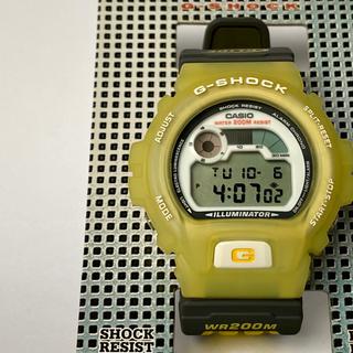 ジーショック(G-SHOCK)の【未使用】カシオ G-SHOCK レア 腕時計 DW-6900SG-9VT(腕時計(デジタル))