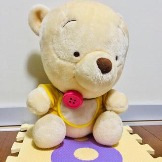 ペチャット ピンク おしゃべりボタン(知育玩具)