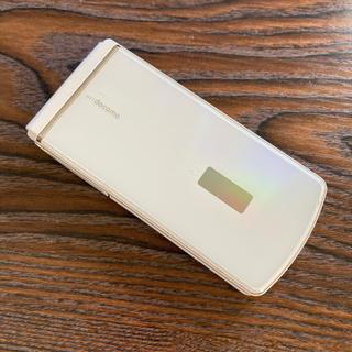 エヌティティドコモ(NTTdocomo)のdocomoガラケー N-02C(携帯電話本体)