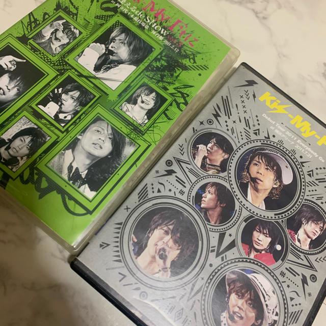 Kis-My-Ft2(キスマイフットツー)のKis-My-Ft2 エンタメ/ホビーのDVD/ブルーレイ(ミュージック)の商品写真