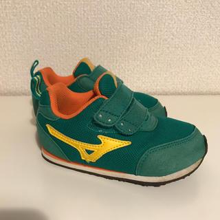 ミズノ(MIZUNO)のミズノ 子供靴 14.5cm(スニーカー)