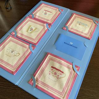 WEDGWOOD - ウェッジウッド アーカイブカップコレクションコースター5枚