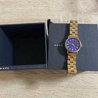 マークバイマークジェイコブス(MARC BY MARC JACOBS)のマークジェイコブス 時計 腕時計(腕時計)