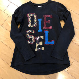 ディーゼル(DIESEL)のディーゼル 女児8歳サイズ Tシャツ(Tシャツ/カットソー)