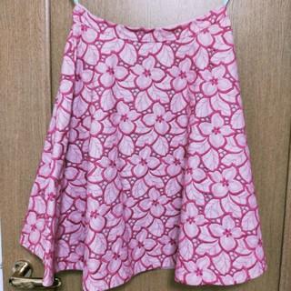 トッカ(TOCCA)のtocca ゴールドレーベル サイズ4スカート(ひざ丈スカート)