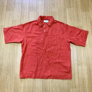 フリークスストア(FREAK'S STORE)のフリークスストア ポロシャツ 半袖シャツ Tシャツ 新品 未使用品 M(Tシャツ/カットソー(半袖/袖なし))