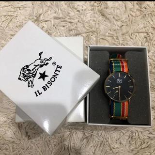 イルビゾンテ(IL BISONTE)のプレゼントにも是非!イルビゾンテ 時計(腕時計)