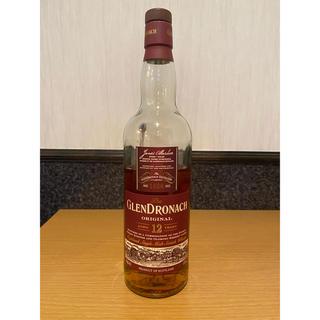 アサヒ(アサヒ)のグレンドロナック 12年 開封済み 残量半分程度(ウイスキー)