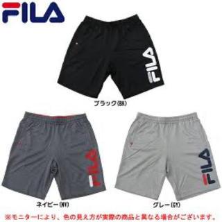 FILA - FILA フィラ ショートパンツ ブラック