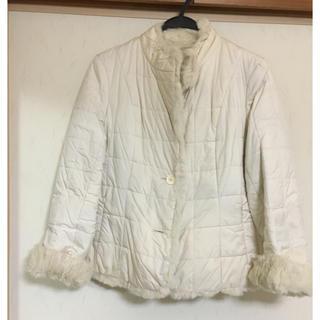 ストロベリーフィールズ(STRAWBERRY-FIELDS)のストロベリーフィールドのファーコート(毛皮/ファーコート)