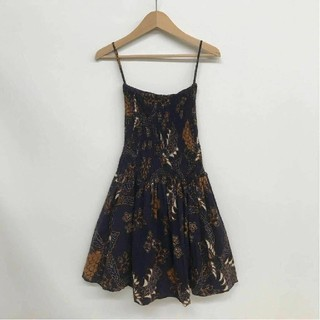 サンタモニカ(Santa Monica)のヴィンテージスカート jantiques marte itimi Lochie(ひざ丈スカート)