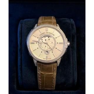 ハリーウィンストン(HARRY WINSTON)の② HARRYWINSTON ミッドナイト ムーンフェイズ39mm(腕時計)