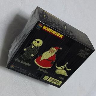メディコムトイ(MEDICOM TOY)のキューブリック ナイトメアビフォアクリスマス フィギュア(SF/ファンタジー/ホラー)