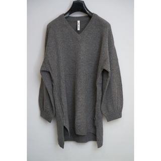 グラム(glamb)のglamb ニット グラム ウール 2 Yak long knit ☆(ニット/セーター)