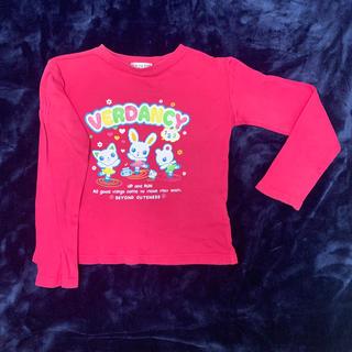 ニッセン(ニッセン)のピンクのTシャツ サイズ120(Tシャツ/カットソー)
