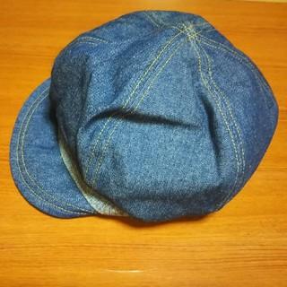 アルファキュービック(ALPHA CUBIC)のアルファキュービックの帽子(キャスケット)