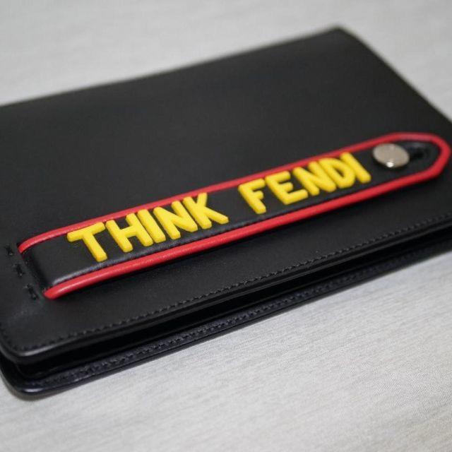 FENDI(フェンディ)の【toku様 専用】FENDI フェンディ クラッチバッグ・キーホルダーセット メンズのバッグ(セカンドバッグ/クラッチバッグ)の商品写真