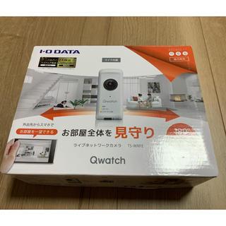 アイオーデータ(IODATA)のQwatch ネットワークカメラ(その他)
