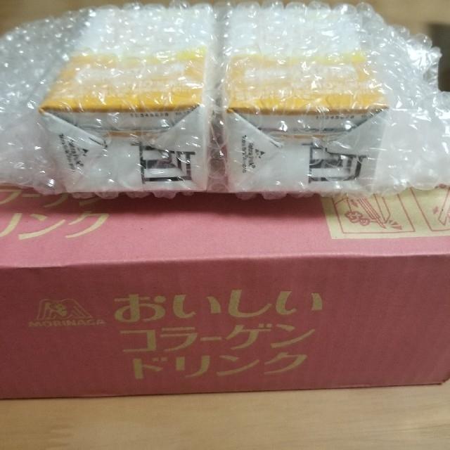 森永製菓(モリナガセイカ)のおいしいコラーゲンドリンク 値下げ中 食品/飲料/酒の健康食品(コラーゲン)の商品写真