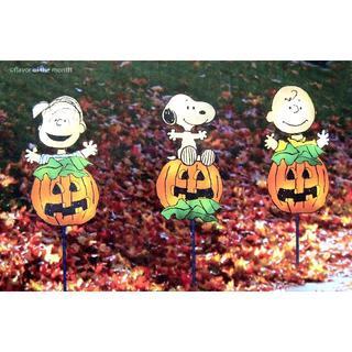 スヌーピー(SNOOPY)のスヌーピー/おばけかぼちゃのハロウィンスティックライト(3本)(その他)