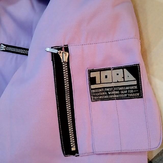 寅壱(トライチ)の寅壱ドカジャン!Mサイズ! メンズのジャケット/アウター(ライダースジャケット)の商品写真