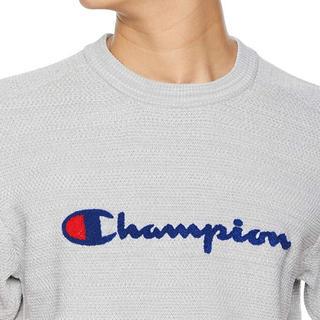 チャンピオン(Champion)のL新品定価14080円/チャンピオンゴルフ/ストレッチ半袖セーター/ゴルフウェア(ウエア)