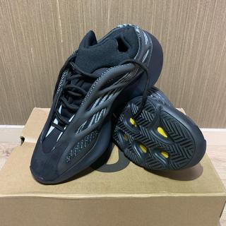 アディダス(adidas)の国内正規品 adidas YEEZY 700 V3 ALVAH 黒 27 (スニーカー)