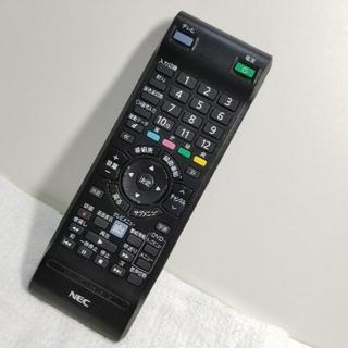 エヌイーシー(NEC)の【ジャンク品】NEC バリュースター LaVie リモコン RC-1210(PC周辺機器)