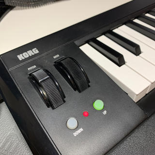 コルグ(KORG)のKORG microKEY 37 MIDI キーボード(MIDIコントローラー)