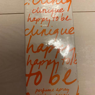 クリニーク(CLINIQUE)のCLINIQUE happy to be(ユニセックス)