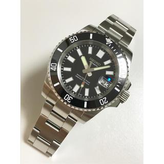 セイコー(SEIKO)のセイコーNH36ムーブ使用 MOD カスタム サブタイプ (腕時計(アナログ))